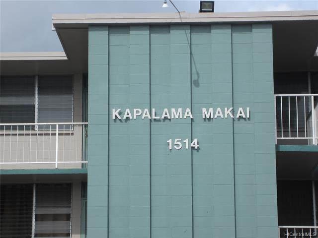 1514 Dillingham Boulevard #309, Honolulu, HI 96817 (MLS #202024490) :: Keller Williams Honolulu