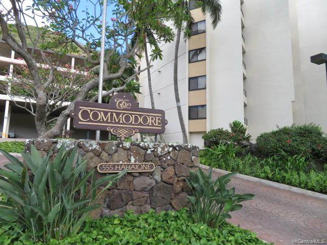 555 Hahaione Street 15C, Honolulu, HI 96825 (MLS #202024504) :: Keller Williams Honolulu