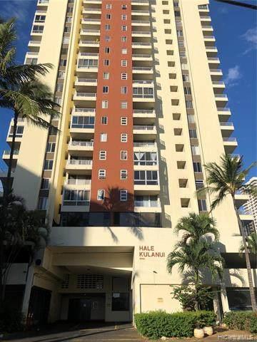 2740 Kuilei Street #706, Honolulu, HI 96826 (MLS #202024523) :: Corcoran Pacific Properties