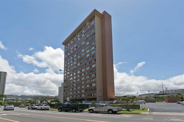 1121 Ala Napunani Street #1204, Honolulu, HI 96818 (MLS #202024557) :: The Ihara Team
