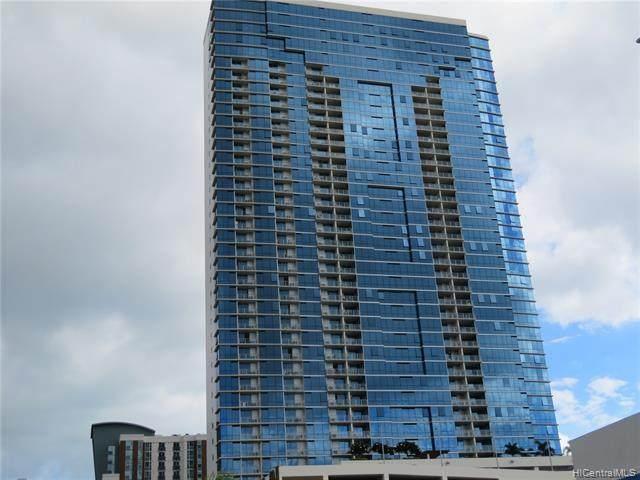 555 South Street #3608, Honolulu, HI 96813 (MLS #202024564) :: Island Life Homes
