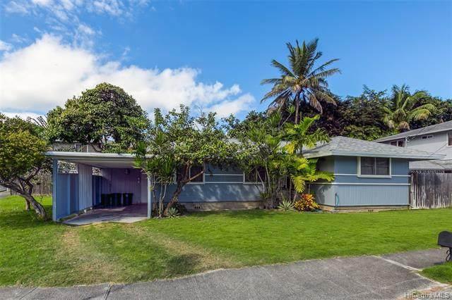 630 Wailepo Street, Kailua, HI 96734 (MLS #202024565) :: Corcoran Pacific Properties