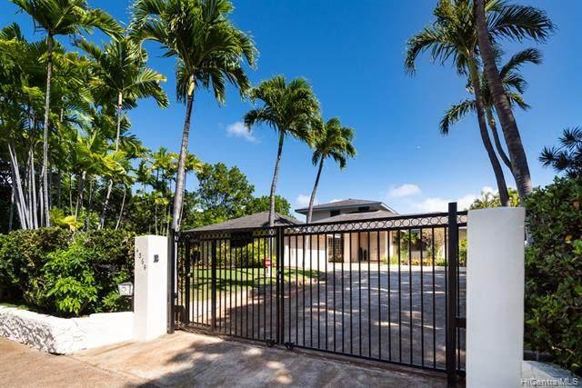 4369 Kilauea Avenue, Honolulu, HI 96816 (MLS #202024613) :: Corcoran Pacific Properties