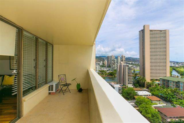 2092 Kuhio Avenue #1902, Honolulu, HI 96815 (MLS #202024621) :: The Ihara Team