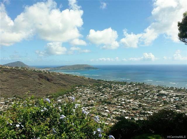 5321 Kahalakua Street, Honolulu, HI 96821 (MLS #202024631) :: LUVA Real Estate