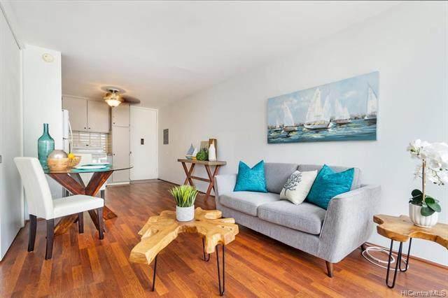 901 Prospect Street #301, Honolulu, HI 96822 (MLS #202024638) :: LUVA Real Estate