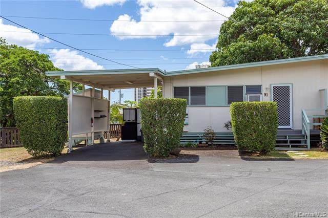 1629 Kino Street M-1, Honolulu, HI 96819 (MLS #202024649) :: Island Life Homes