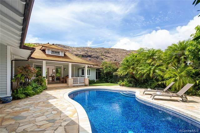 245 Elelupe Road, Honolulu, HI 96821 (MLS #202024657) :: Hawai'i Life