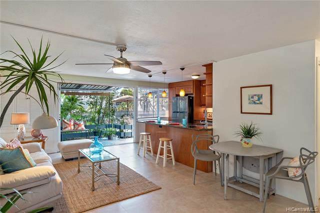 3093 Pualei Circle #107, Honolulu, HI 96815 (MLS #202024661) :: Corcoran Pacific Properties