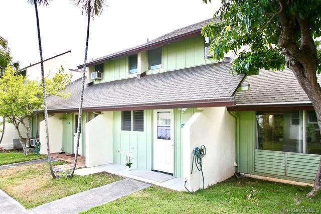 521 Pepeekeo Street 521-8, Honolulu, HI 96825 (MLS #202024662) :: Island Life Homes