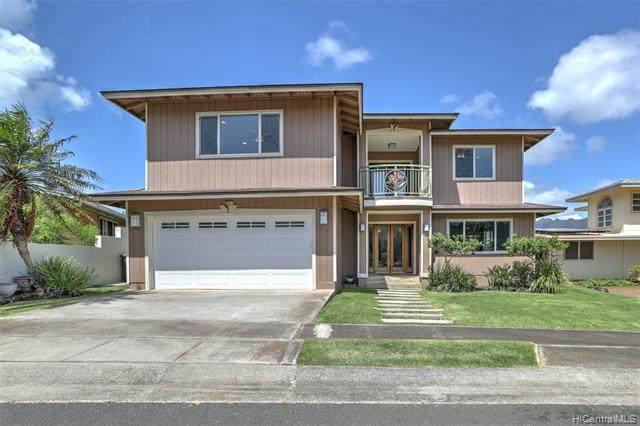 310 Honono Street, Honolulu, HI 96825 (MLS #202024698) :: Island Life Homes