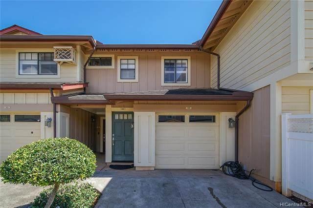 95-949 Ukuwai Street #1405, Mililani, HI 96789 (MLS #202024703) :: Keller Williams Honolulu