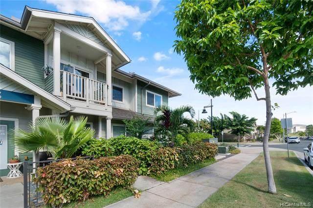 458 Manawai Street #606, Kapolei, HI 96707 (MLS #202024709) :: Island Life Homes