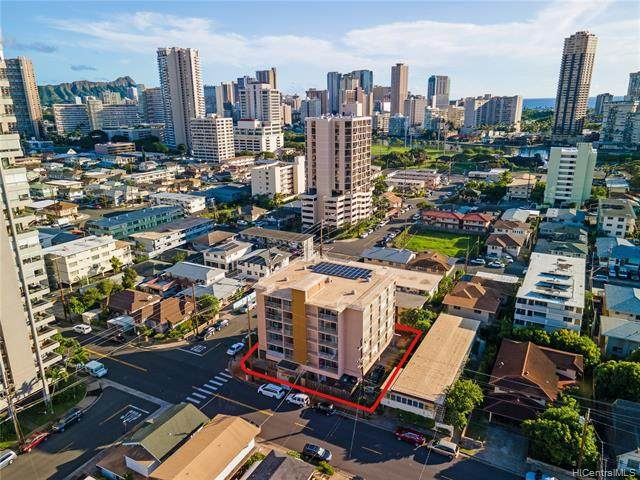 778 Wiliwili Street #603, Honolulu, HI 96826 (MLS #202024730) :: Keller Williams Honolulu