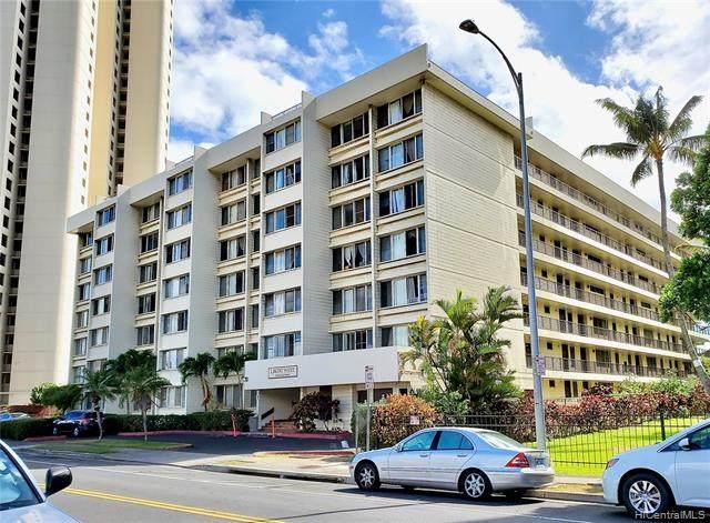 5122 Likini Street #403, Honolulu, HI 96818 (MLS #202024742) :: The Ihara Team