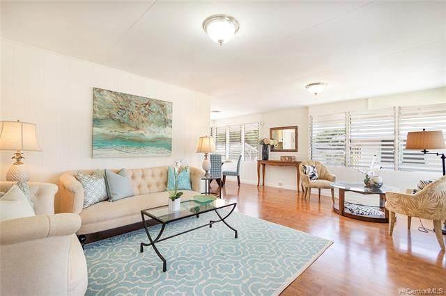 1261 Kaluawaa Street, Honolulu, HI 96816 (MLS #202024748) :: Island Life Homes
