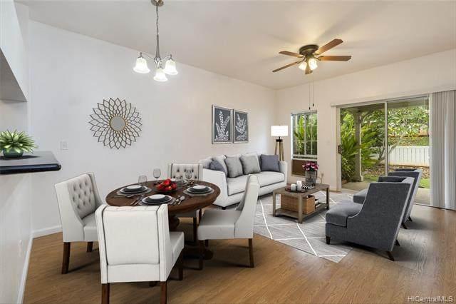 94-746 Lumiauau Street Cc3, Waipahu, HI 96797 (MLS #202024754) :: Corcoran Pacific Properties