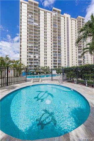 3161 Ala Ilima Street #1107, Honolulu, HI 96818 (MLS #202024757) :: Keller Williams Honolulu
