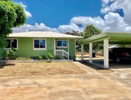 91-1342 Renton Road, Ewa Beach, HI 96706 (MLS #202024789) :: Keller Williams Honolulu