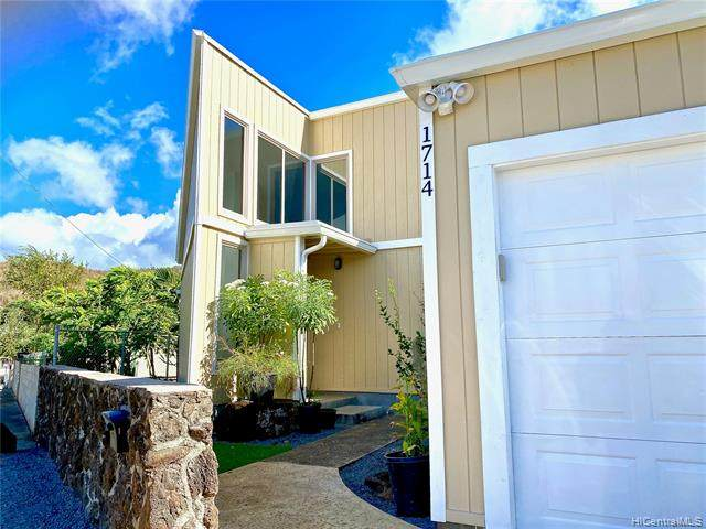 1714 Elua Street, Honolulu, HI 96819 (MLS #202024792) :: The Ihara Team