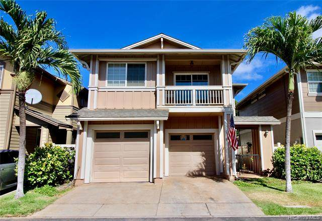 91-1103 Kanela Street T-4, Ewa Beach, HI 96706 (MLS #202024809) :: The Ihara Team