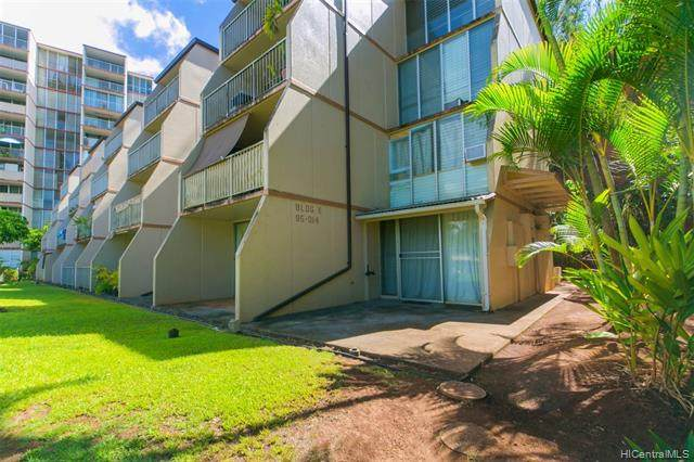 95-014 Waihonu Street E101, Mililani, HI 96789 (MLS #202024814) :: Keller Williams Honolulu