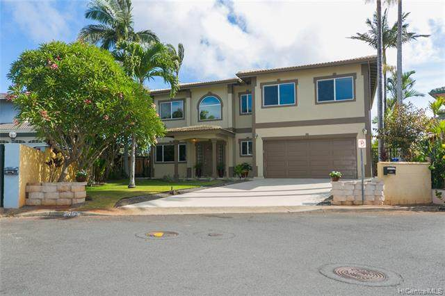 92-525 Hauone Place, Kapolei, HI 96707 (MLS #202024818) :: Corcoran Pacific Properties