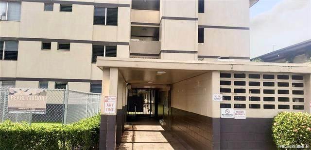 98-120 Lipoa Place #305, Aiea, HI 96701 (MLS #202024820) :: Island Life Homes