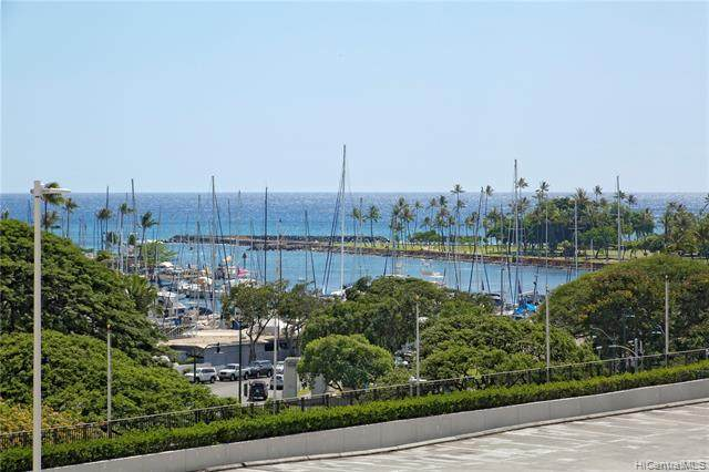 410 Atkinson Drive #563, Honolulu, HI 96814 (MLS #202024822) :: The Ihara Team