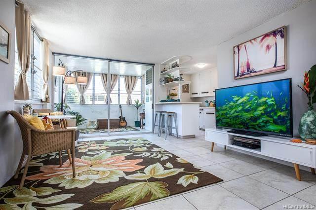 3027 Pualei Circle #201, Honolulu, HI 96815 (MLS #202024835) :: Corcoran Pacific Properties