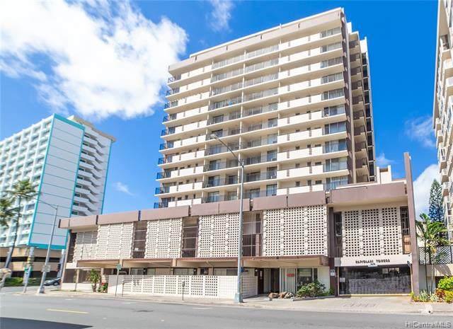 1610 Kanunu Street #602, Honolulu, HI 96814 (MLS #202024878) :: The Ihara Team