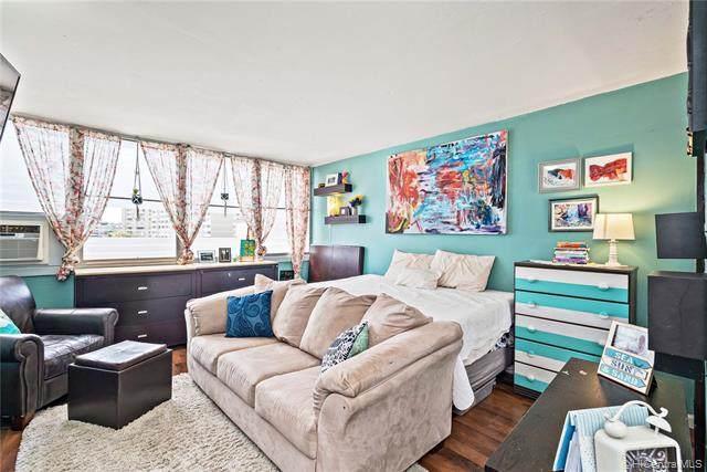 1550 Rycroft Street #515, Honolulu, HI 96814 (MLS #202024911) :: Island Life Homes