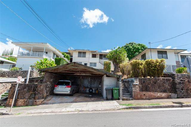 2052 St Louis Drive, Honolulu, HI 96816 (MLS #202024926) :: LUVA Real Estate