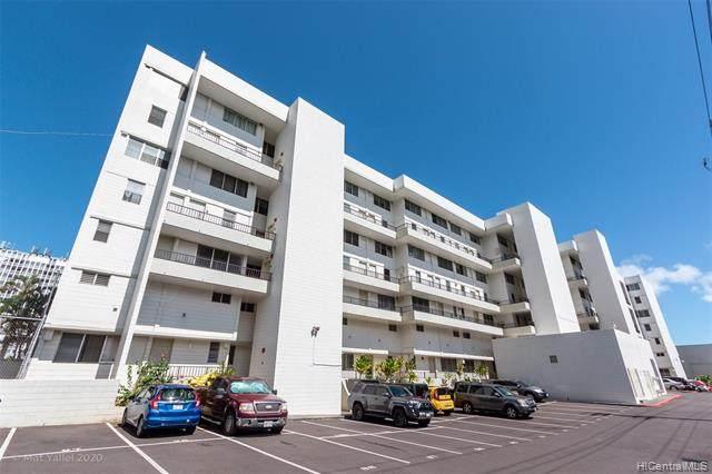46-270 Kahuhipa Street A407, Kaneohe, HI 96744 (MLS #202024942) :: Island Life Homes