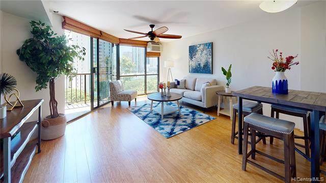 60 N Beretania Street #1010, Honolulu, HI 96817 (MLS #202024952) :: Island Life Homes