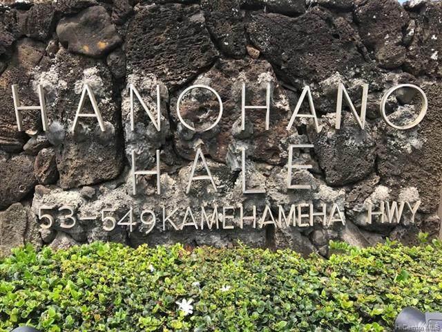 53-549 Kamehameha Highway #604, Hauula, HI 96717 (MLS #202024960) :: Barnes Hawaii
