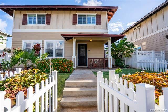 1101 Kukulu Street #61, Kapolei, HI 96707 (MLS #202024974) :: Corcoran Pacific Properties