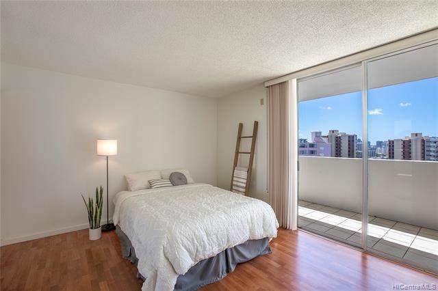 1441 Victoria Street #602, Honolulu, HI 96822 (MLS #202024992) :: Barnes Hawaii