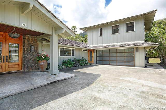 46-428 Holokaa Street, Kaneohe, HI 96744 (MLS #202025008) :: Keller Williams Honolulu