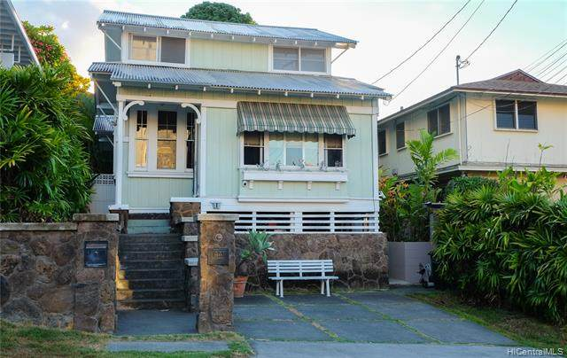 1511 Magazine Street, Honolulu, HI 96822 (MLS #202025019) :: Corcoran Pacific Properties
