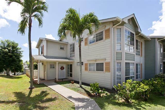 94-712 Lumiauau Street Ll101, Waipahu, HI 96797 (MLS #202025037) :: Corcoran Pacific Properties