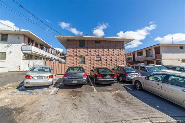 94-109 Pupukahi Street, Waipahu, HI 96797 (MLS #202025038) :: The Ihara Team