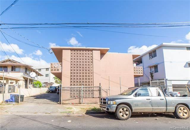 94-322 Pupuole Street, Waipahu, HI 96797 (MLS #202025039) :: The Ihara Team