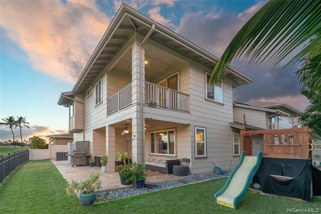 91-1277 Kuanoo Street, Ewa Beach, HI 96706 (MLS #202025095) :: Corcoran Pacific Properties
