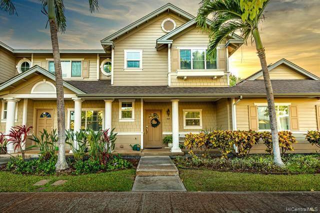 91-1016 Kaipalaoa Street #5704, Ewa Beach, HI 96706 (MLS #202025142) :: Island Life Homes