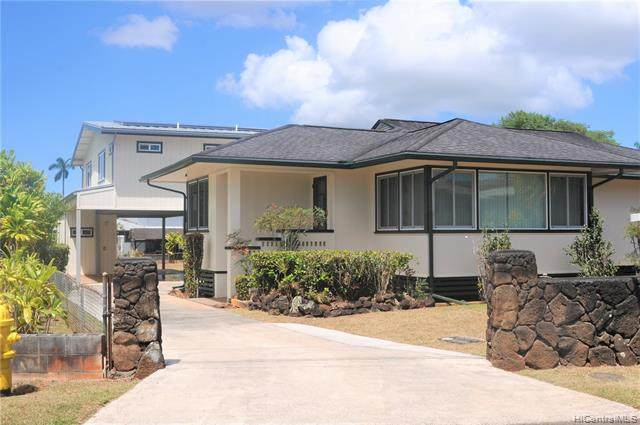 1592 Eames Street, Wahiawa, HI 96786 (MLS #202025200) :: The Ihara Team