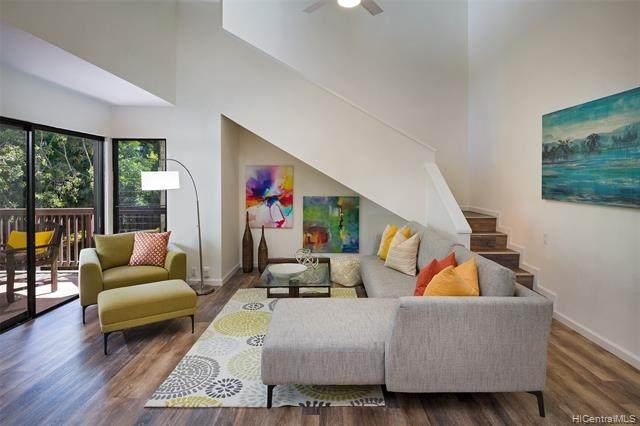 46-160 Kiowai Street #2322, Kaneohe, HI 96744 (MLS #202025211) :: Island Life Homes