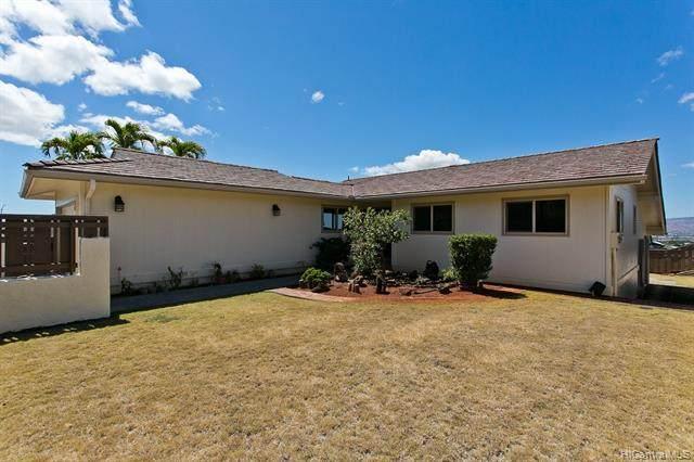 98-702 Papalealii Street, Aiea, HI 96701 (MLS #202025222) :: Barnes Hawaii
