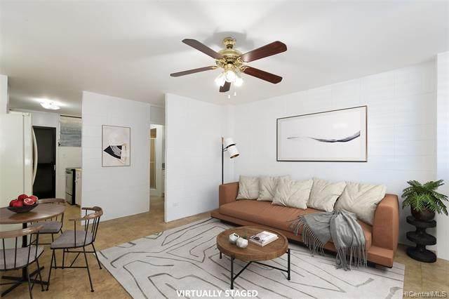 1209 Kokea Street F103, Honolulu, HI 96817 (MLS #202025227) :: LUVA Real Estate