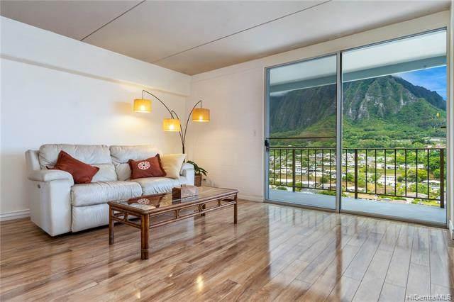 45-535 Luluku Road A83, Kaneohe, HI 96744 (MLS #202025236) :: Barnes Hawaii